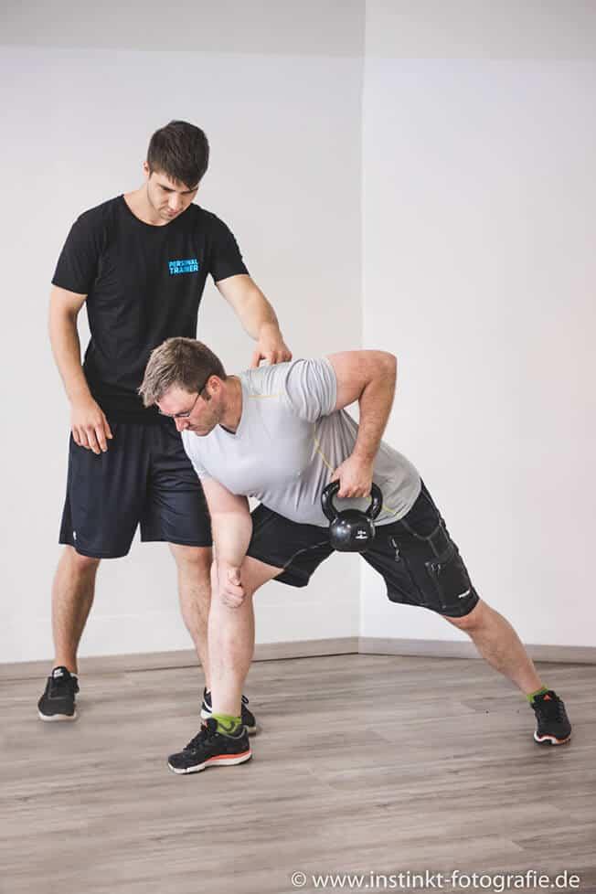 Personal Trainer Dresden Lukas Hamberger Studio