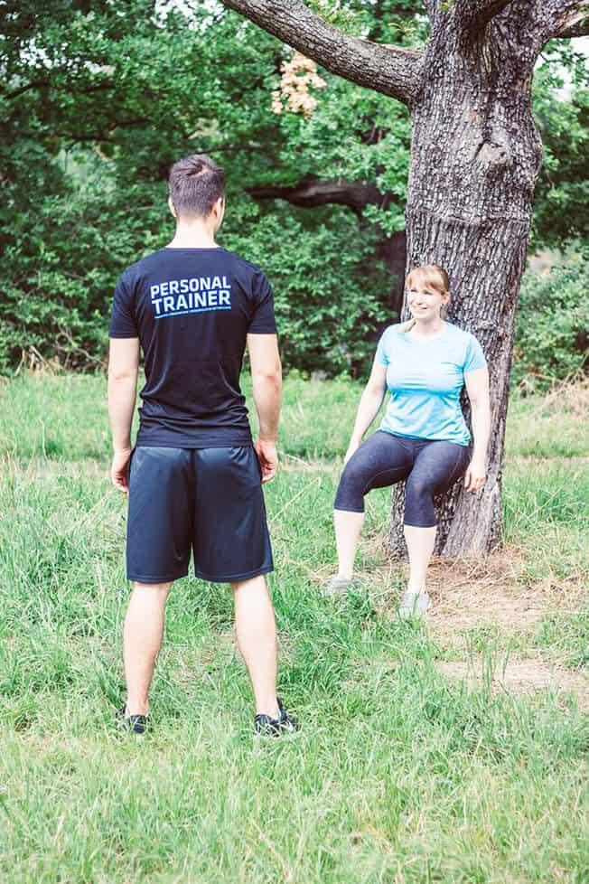 Personal Trainer Dresden Lukas Hamberger Training Natur 1